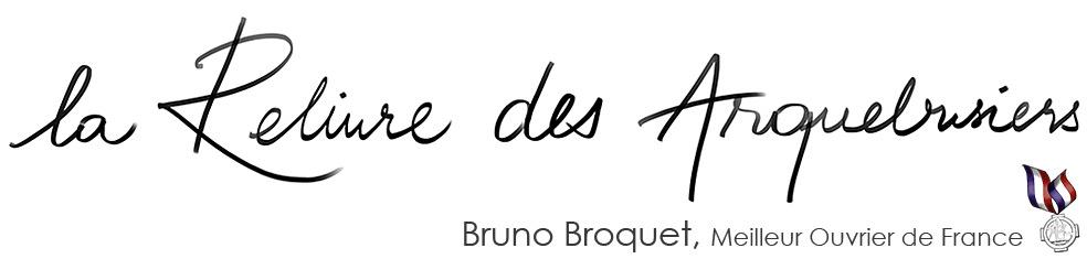 LA RELIURE DES ARQUEBUSIERS PARIS